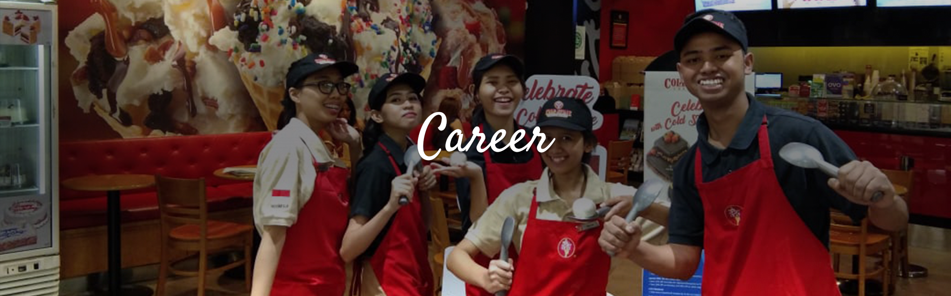 Career At Cold Stone Creamery Indonesia