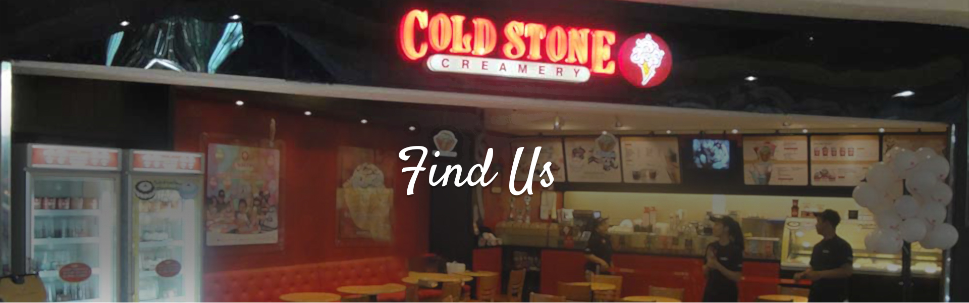 Cold Stone Creamery Stores Location At Indonesia