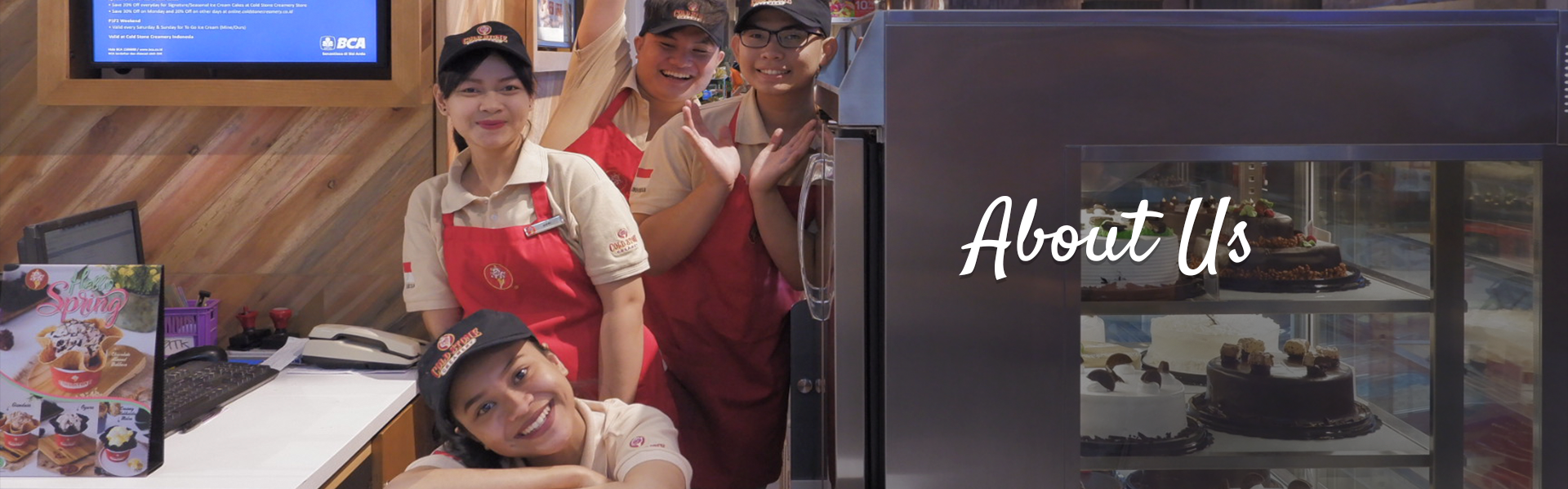 Cold Stone Creamery Indonesia About Us